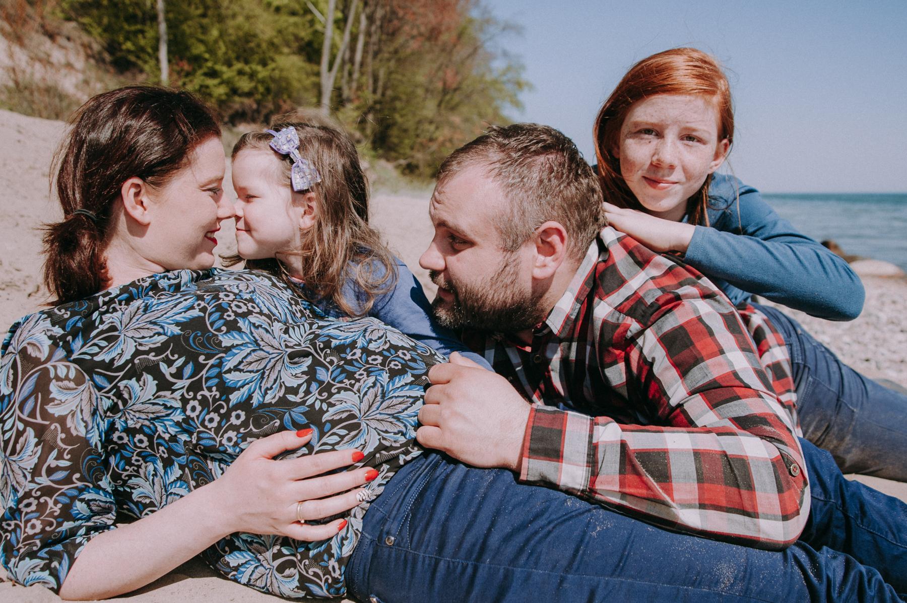 Sesja rodzinna i ciążowa