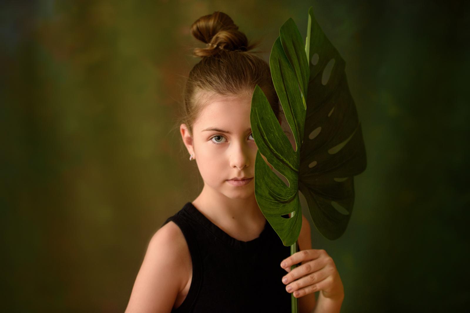 Sesja portretowa Oliwii